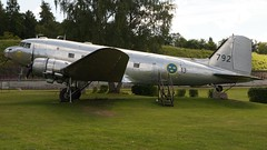 Douglas C-47-DL DC-3A-360 Tp 79 Karlsborg DSC03412 (J.Com) Tags: aircraft aviation air karlsborg sweden douglas c47 dc3 usaaf swedish force us 4232877 seapw tp 79 79002