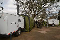 Donacin Centros Mviles de Comunicacin (U.S. Embassy Montevideo) Tags: usembassymontevideo uruguay ejercito merc comunicaciones gobierno