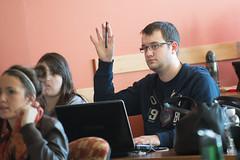 PrinciplesOfAdvertising2013_29 (uwoshkosh) Tags: journalism sage academic classroom principlesofadvertising