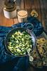 Aloo Hare Pyaz Ki Bhujia 3 (Whisk Affair) Tags: springonion greens stirfry potato