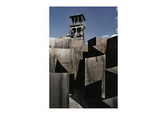 150927_gijsvanvaerenbergh_0026_ (A Is To B As B Is To C) Tags: aistobasbistoc labyrint cmine genk belgi belgium gijsvanvaerenbergh architecture olympus om2n fujicolor superia