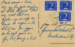 1958 Castricum (Steenvoorde Leen - 1.9 ml views) Tags: ansichtkaart postkaart postcards postkarte karte castricum 1958