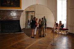 Chteau de Versailles (Erica Lowenkron) Tags: chteaudeversailles versailles france palace reflection family mirror