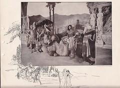 Scene 8 of a 1900 production of Ben Hur (mharrsch) Tags: benhur play presentation lewwallace production novel souvenirbooklet publicdomain 1900 mharrsch