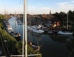 Monnickendam (5) (de kist) Tags: kap thenetherlands waterland monnickendam monnickendamhaven aerial