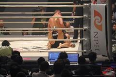 8Y9A3708 (MAZA FIGHT) Tags: mma mixedmartialarts valetudo japan giappone japao martialarts rizin saitama arena fight fighting sposrts ring cage maza mazafight