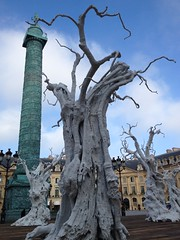 La place Vendme, Paris, France (Marylou1504) Tags: paris france europe idf place ville city urban ciel bleu sculpture monument vendme extrieur