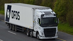 JFM Haulage >DFDS< Volvo FH GL04 (BonsaiTruck) Tags: jfm dfds volvo lkw lastwagen lastzug truck trucks lorry lorries camion