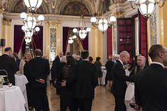 European Cultural Days Opening Concert (European Central Bank) Tags: 10 2016 alte oper ecb cultural days european central bank europã¤ische zentralbank frankfurt am main jeroen dijsselbloem mario draghi people