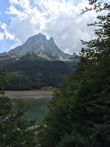 Pic du Midi, Lac de Boius Artigues, Pyrenäen