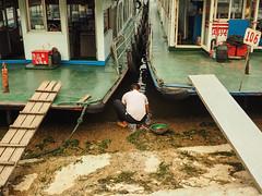 washing copy (anwoody) Tags: xingping china streetlife