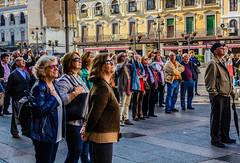 Qu veis? (Jess Vegue) Tags: ciudadreal espaa castillalamancha europa plazamayor espaa es