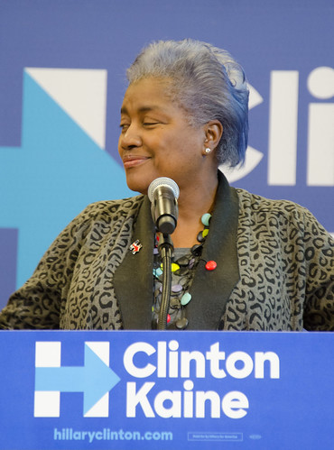 From flickr.com: Donna Brazile {MID-189340}
