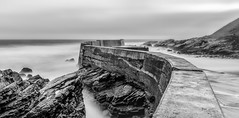 Collieston.jpg (___INFINITY___) Tags: 6d aberdeenshire bw collieston canon darrenwright dazza1040 eos infinity longexposure scotland seascape