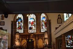 DSC_5436 John Wesleys Methodist Chapel City Road London Stained Glass Window (photographer695) Tags: john wesleys methodist chapel city road london stained glass window