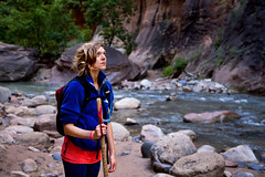 The Narrows (Nick Moore) Tags: zionnationalpark thenarrows zion utah hiking camping