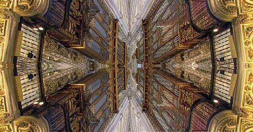 Órgano, Catedral-Mezquita, Córdoba.