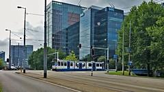 Najaars Opruiming 4 (Peter ( phonepics only) Eijkman) Tags: amsterdam city gvb tram transport trams tramtracks trapkar bn rail rails strassenbahn streetcars nederland netherlands nederlandse noordholland holland