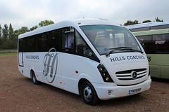 Hills, Wolverhampton YN59 BKF, Mercedes Vario in Cheltenham (majorcatransport) Tags: westernmidlandsbuses hillswolverhampton plaxton mercedesbenz mercedesvario cheltenham