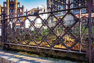 Wismar Wellhouse Fence