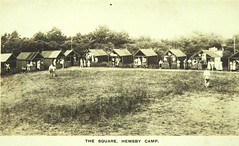 Maddiesons Hemsby Holiday Camp (trainsandstuff) Tags: vintage postcard norfolk retro archival pontins holidaycamp hemsby maddiesons