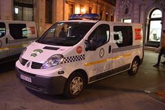POLICIA_LOCAL Renault Trafic -Sevilla (Spain) (DAGM4) Tags: españa sevilla spain police seville andalucia renault 112 polizei 092 polis polizia politi politie policía plazanueva policie полиция policialocal 경찰 renaulttrafic 警隊 警務處