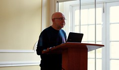 John Worrall at Cumberland Lodge 2014-2015