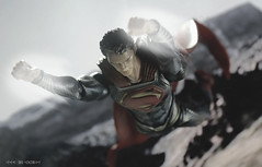 The Last Son of Krypton (Toy Photography Addict) Tags: mos superman pak manofsteel kryptonian toyphotography playarts playartskai clarkent78 jeffquillope toyphotographyaddict