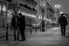 Algiers Street 2 (Air'V) Tags: africa street white black algeria blackwhite nikon nb avenue algrie noirblanc afrique dz alger d600 afriquedunord dza nikonpassion continentsetpays