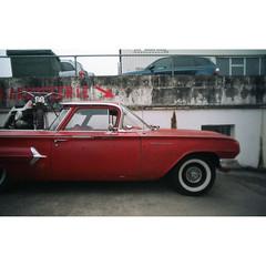 pick up chevrolet impala 1960 (OLDLENS24) Tags: red party hot vintage closed doors geneva moto rod custom trial cheaters the kustom 2014 ossa