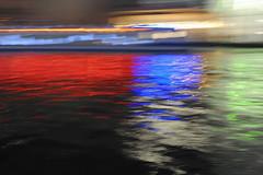 panta rhei / πάντα ῥεῖ (Werner Schnell Images (2.stream)) Tags: berlin water reflections river wasser explore fluss spree panta ws 2014 reflektionen rhei explored lichtgrenze