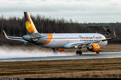 OY-TCE Airbus A321-211(WL) Thomas Cook Airlines Scandinavia (Andreas Eriksson - VstPic) Tags: new november thomas cook airbus tenerife airlines scandinavia today 5th operating a321 delivered scandinavias a321211wl oytce viking1857