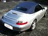 Porsche 911-996 bis Bj.2002 mit Glasscheiben-Nachrüstung von CK-Cabrio
