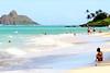 Kailua Beach, Oahu, Hawaii (EricJ777) Tags: ocean beach island hawaii bay oahu kailua mokes mokuluaislands mokulua windwardoahu