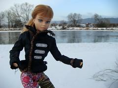 Dollikin Action Girl (Medithanera) Tags: girl action uneeda dollikin