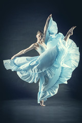 Ballerina (Photography by Steve) Tags: ballet nikon ballerina femalemodel leotard
