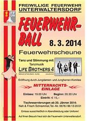 Feuerwehrball 2014