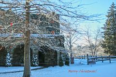 Merry Merry Christmas 2014 (woodswalk) Tags: christmas wintersolstice stjosephsabby