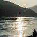 Mekong at sunset