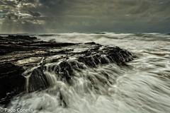 bravo Mediterraneo (Paco Conesa) Tags: sea costa storm clouds mediterrneo 2015 calblanque tormentapacoconesa