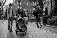 Strollering (.Chris Lee) Tags: blackwhite children family fujifilm fujifilmx100t monochrome people streetphotography unitedstates centralpark newyorkcity city