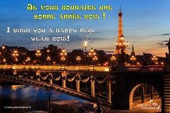 Bonne année 2015 ! | Happy New Year 2015! (neoweb001 | www.julientordjman.fr) Tags: paris france night canon eiffeltower eiffel toureiffel photowalk bp nuit 2014 parisienne 2015 worlwide baladeparisienne canon5dmkiii worlwidephotowalk julientordjman