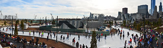 Skating Panorama