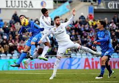 Getafe 0-3 Real Madrid (Photos Real Madrid HD) Tags: espaa football bale cristiano cristianoronaldo ftbol casillas realmadrid kroos jornada19 sergioramos benzema ligabbva