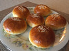Char Siew Bread Buns (angelina_koh) Tags: homecooked buns bread sesameseeds delicious food yummy pastry gourmet breadrolls pork bbq