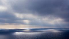 Una cscara de nuez (Pirata Larios) Tags: espaa costa azul canon mar agua cielo nubes tormenta rayosdesol ceuta rayosdeluz 60d carloslarios