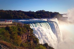 #niagara #falls American side (lelobnu) Tags: niagara falls