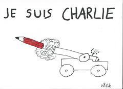 JE SUIS CHARLIE (v8dub) Tags: death peace expression d massacre mort journal frieden charlie liberté carnage hommage je paix suis presse victimes hebdo solidarità
