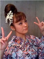 Japanese actress: Ka