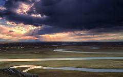 River In The Sky (craigkass) Tags: china xinjiang centralasia bayanbulak kaiduriver